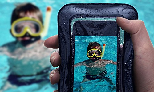 6 Recommended Waterproof Phone Cases